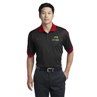 Nike Golf Dri-FIT Polo Black/Red