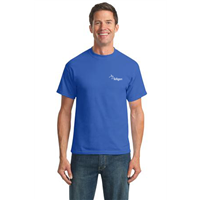 Short Sleeve Royal