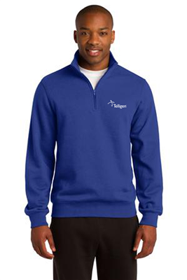 1/4 Zip Sweatshirt True Royal