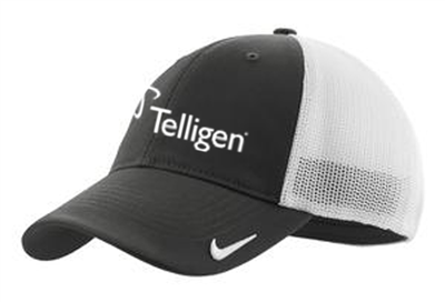 Nike Golf Hat Anthracite White