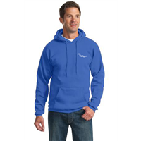 Hooded Sweatshirt Royal