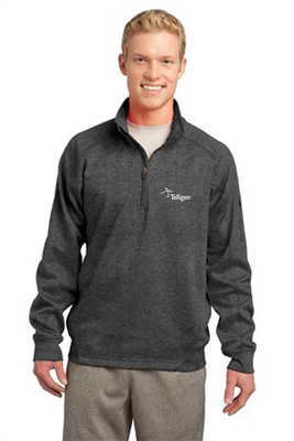 Tech Fleece 1/4 Zip Graphite Heather