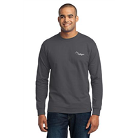 Long Sleeve Charcoal
